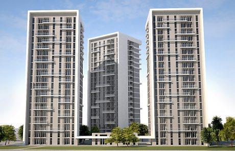 """2,650 יחידות דיור ייבנו: מתוכם 471 יחידות לגיל הזהב, עלות הפרויקט כמיליארד וחצי ש""""ח"""