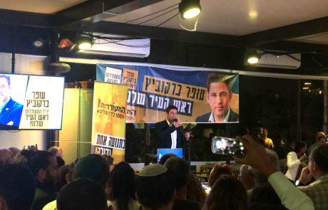 נחשפה רשימת התעוררות בראשות עופר ברקוביץ׳ לקראת הבחירות המקומיות בירושלים