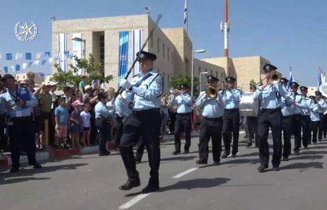 יום העצמאות במכללה הלאומית לשוטרים: למעלה מ-30,000 מבקרים