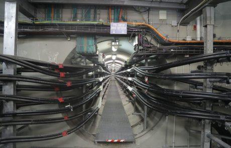 מתכוננים לביקוש החשמל שיגדל בשנים הקרובות: מנהרות חשמל הונחו מתחת לנתיבי איילון