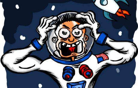 4 מצוקות נפשיות במסע הפסיכולוגי האנושי למאדים