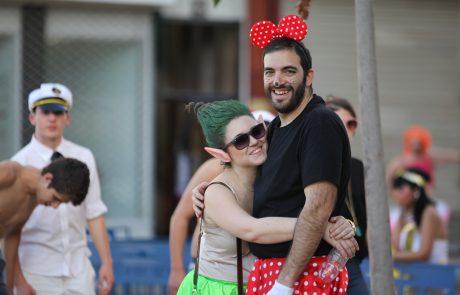 חוגגים בטוח: הערכות משטרת ישראל לקראת אירועי חג הפורים