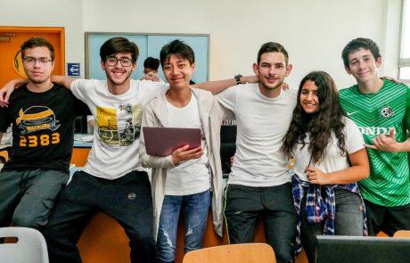 גט-טקסי למתרגמים: נערים פיתחו אפליקציית תרגום שתחבר תייר למתרגם אנושי זמין בכל מקום ובכל שעה