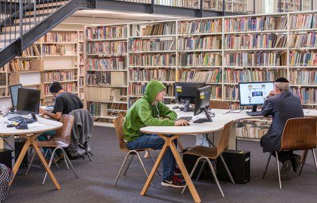לרגל שבוע הספר: ספריות תל אביב-יפו חושפות את רשימת הספרים המושאלים ביותר לשנת 2017