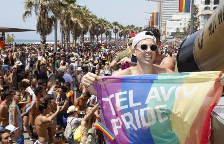 """מצעד הגאווה ה-20 של תל-אביב-יפו בסימן """"קהילה עושה היסטוריה"""""""