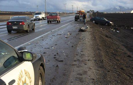 למעלה מ–1,700 ילדים נפגעובשנת 2018 בתאונות דרכים כשנוסעו ברכב