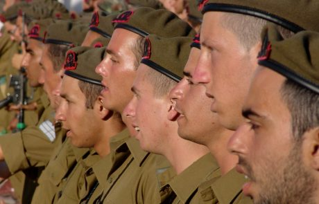 CHICAGO FOUNDER OF SCHOLARSHIP PROGRAM FOR ISRAELI ARMY VETERANS MEETS 1,500 NEW STUDENTS