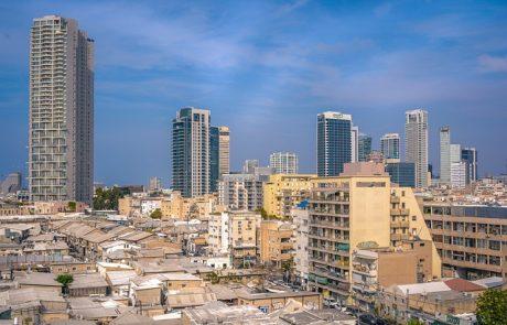 צמיחה חדה בהתחלות בנייה בהתחדשות העירונית